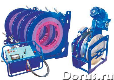 Оборудование для сварки ПП, ПЭ, ПНД труб и комплектующие - Сварочное оборудование - Уважаемые коллег..., фото 1