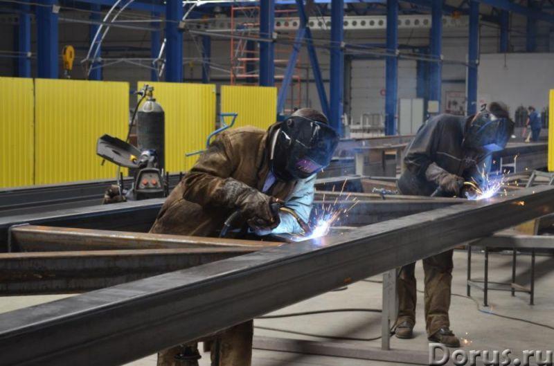 Изготовление металлоконструкций в Туле - Металлопродукция - Изготавливаем металлоконструкции любой с..., фото 2