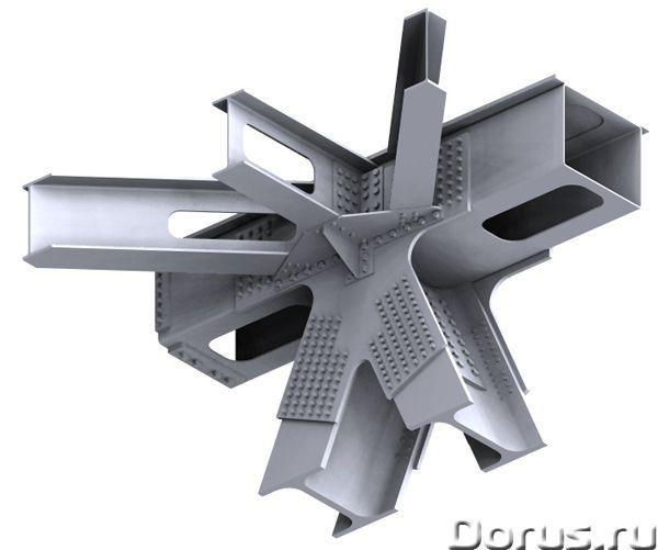 Изготовление металлоконструкций в Туле - Металлопродукция - Изготавливаем металлоконструкции любой с..., фото 7