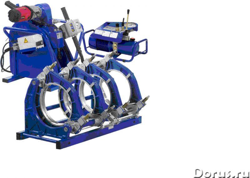 Сварочное оборудование для полиэтиленовых труб - Сварочное оборудование - Уважаемые коллеги! Компани..., фото 4